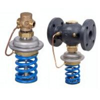 Danfoss AVD, AVDS - автоматические регуляторы давления «после себя» для воды и пара