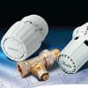 Термостатические клапаны, головки, узлы нижнего подключения Danfoss