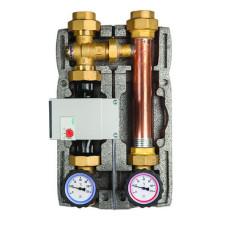 Afriso Primo Therm 180-3 RTA с насосом Wilo Yonos Para 30/1-7 и термоклапаном на 60 °С