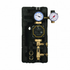 Afriso PrimoSol 130-1 с насосом Grundfos UPM3 Solar 25-75