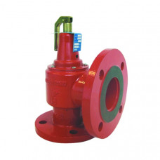 Предохранительный клапан DUCO KG-FF 3 бар DN65