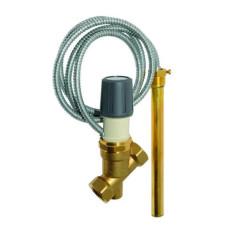 Клапан с выносным датчиком температуры DUCO типа TSK