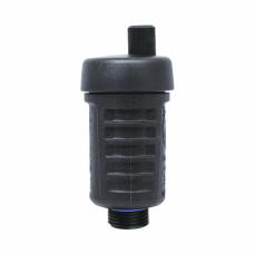 """Автоматический воздухоотводчик Afriso 3/8"""",  высокотемпературный пластик"""