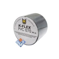Лента K-FLEX PVC АТ 070 050-025 black
