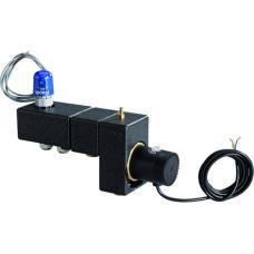Uponor Fluvia T Насосно-смесительный блок Push-12 AC-X