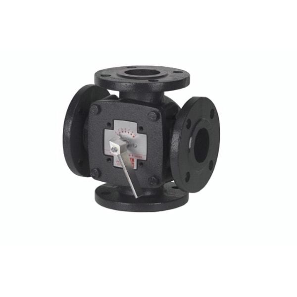 Клапан регулирующий, трехходовой, для применения с приводами AMB, kvs 150,0 м3/ч