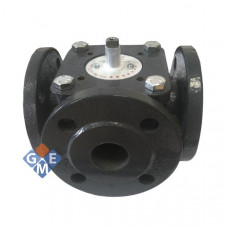 3-х ходовой клапан Danfoss HFE3, Dn40, Pn6