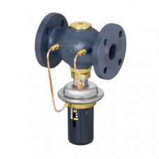 Перепускной регулятор давления Danfoss AVPA, Dn32, 0,2 - 1 бар