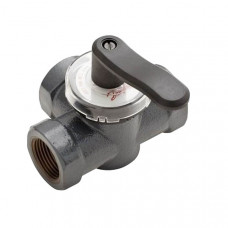 3-х ходовой клапан Danfoss HRE3, Dn40, Pn6