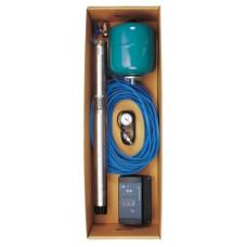 Комплект для поддержки давления с насосом Grundfos SQE 2-115 (с кабелем 80 м)