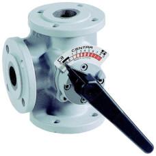 Поворотный 3-х ходовой клапан Honeywell DR200GFLA, Dn200, Pn6