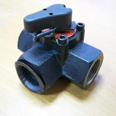 3-х ходовой поворотный клапан Honeywell V5433A1056, Dn32, Pn6