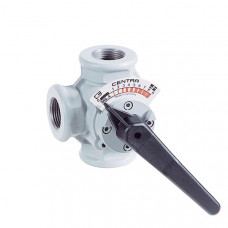 Поворотный клапан Honeywell DR15GMLA, Dn15, Pn6