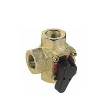 Поворотный клапан Honeywell V5433G1012, Dn20, Pn6