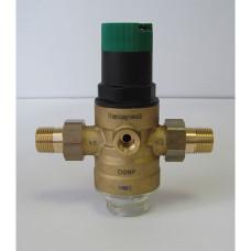 Регулятор давления с фильтром Honeywell D06F-1 1/2B