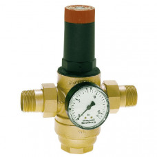 Регулятор давления с фильтром Honeywell D06F-1 1/4B