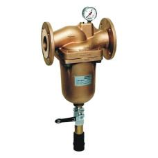 Фланцевый фильтр тонкой очистки с обратной промывкой Honeywell F76S-125ZFA