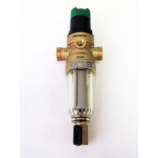 Регулятор давления Honeywell FK06-1/2AA с промывным фильтром