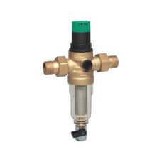 Регулятор давления Honeywell FK06-1 1/4AA c промывным фильтром