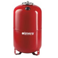 Мембранный расширительный бак на ножках для систем отопления Imera RV 100 L