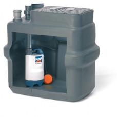 Автоматическая канализационная насосная станция Pedrollo SAR 250-MCm 10/50