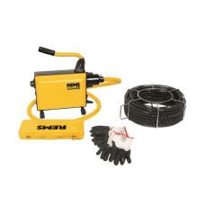 Электрическая машина для прочистки труб REMS Кобра 22